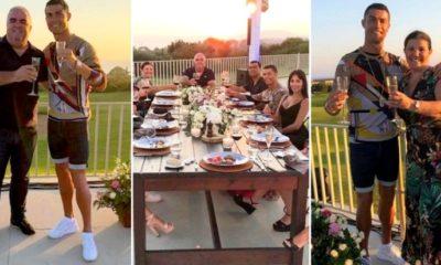 Το αποχαιρετιστήριο γεύμα του Ρονάλντο στη Costa Navarino (photos) 24