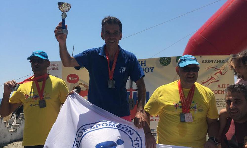 Με τρεις αθλητές ο ΣΔΥΜ στο «3ο Τρίαθλο Ευρώτα»