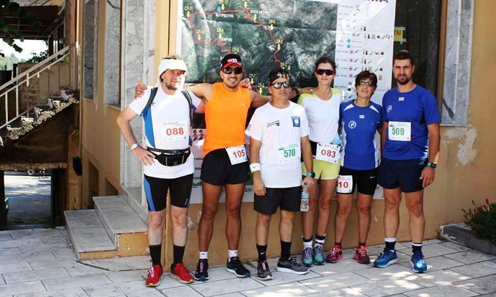 """Με 9 αθλητές ο ΣΔΥΜ στον αγώνα υπεραπόστασης """"ΚΡΟΝΙΟΝ ΠΕΡΑΣΜΑ"""""""