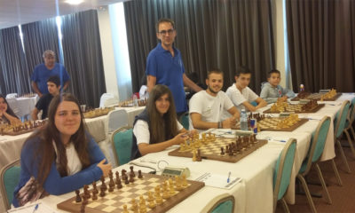 Σκάκι: Δεν κατάφερε να παραμείνει στην Α' εθνική ο Ν.Ο. Καλαμάτας 16