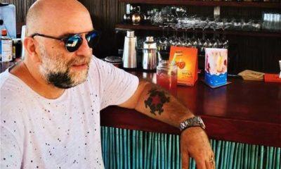Μπιτς μπαρ στο Μεμί της Κορώνης, ο Μπάμπης Στόκας (photo) 12