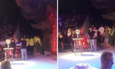 """To """"ντου"""" οπαδών του Παναθηναϊκού στον τελικό του Survivor (+ video) 22"""