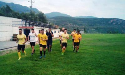 Ατρόμητος Πλατύ: Η μοναδική ομάδα στην Καλαμάτα χωρίς γήπεδο... (photos) 16