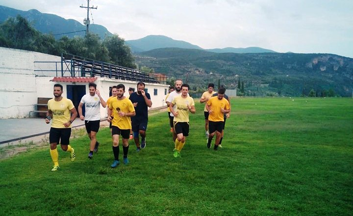 Ατρόμητος Πλατύ: Η μοναδική ομάδα στην Καλαμάτα χωρίς γήπεδο… (photos)