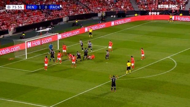 """""""Χρυσό"""" γκολ του Ουάρντα στο """"Da Luz"""" (VIDEO)"""