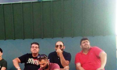 Στην προπόνηση του Παμίσου ο Σιδηρόπουλος, μίλησε με όλους, υποσχέθηκε και άλλους παίκτες! 28