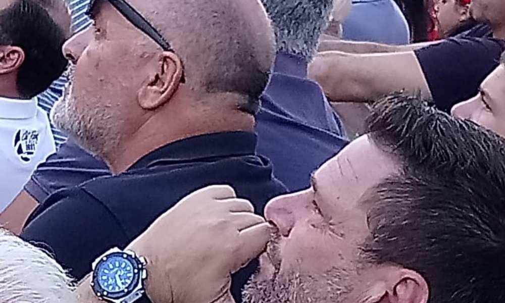 """""""Τελειώνει"""" ο Βαζέχα από Σπάρτη,  υποψήφιος ο Φυντάνης που είδε τον αγώνα με Καλαμάτα… (photos)"""