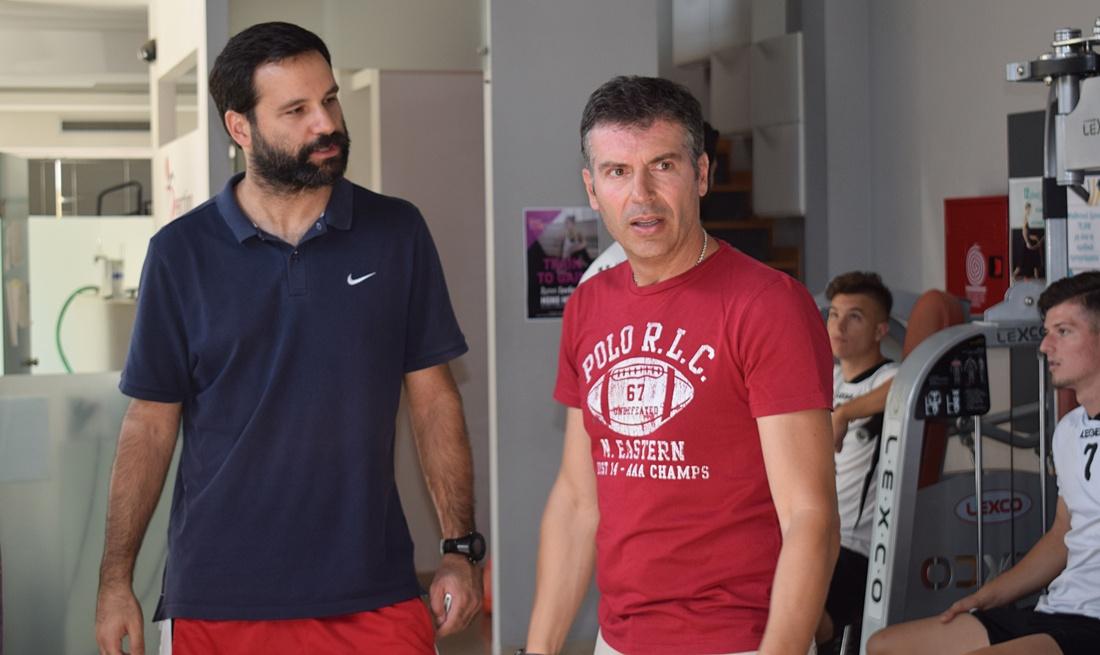 """Γιάννης Χριστόπουλος: """"Πολύ καλή η κλήρωση για την Μαύρη Θύελλα"""""""