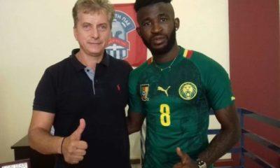 Και νεαρό από το... Καμερούν πήρε η Σπάρτη 6