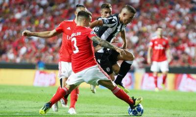 ΠΑΟΚ - Μπενφίκα: «Αερομαχία» για τα αστέρια του Champions League 8