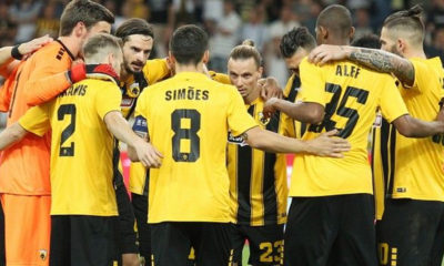 ΑΕΚ - Σέλτικ 2-1: Τα γκολ και οι καλύτερες φάσεις [videos] 5