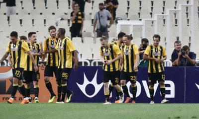 ΑΕΚ-Σέλτικ 2-1: «Κιτρινόμαυρο» πάρτι πρόκρισης! 4