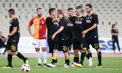 ΑΕΚ-Γαλατάσαραϊ 3-2: Νίκη… ετοιμότητας για την Ευρώπη! [video] 15
