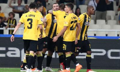 ΑΕΚ-ΠΑΣ Γιάννινα 2-0: Ιδανικό ξεκίνημα με Λιβάγια! 6