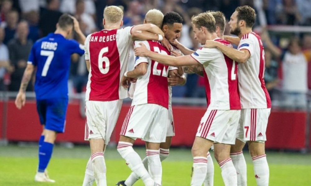 Champions League: Προβάδισμα για Άγιαξ και Ντιναμό Ζάγκρεμπ