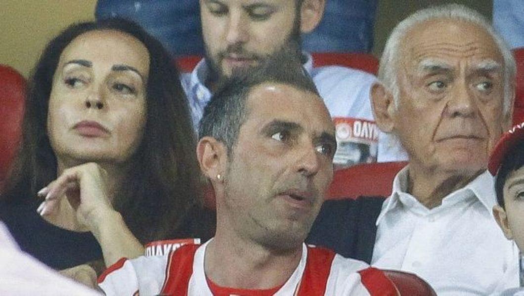 """Τσoχατζόπουλος και Σταμάτη, στο """"Γεώργιος Καραϊσκάκης""""… (photos)"""
