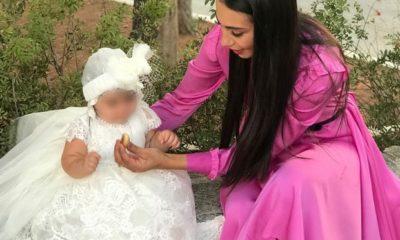 Βάφτισε την κόρη του ο Βασίλης Σπανούλης (photo) 8