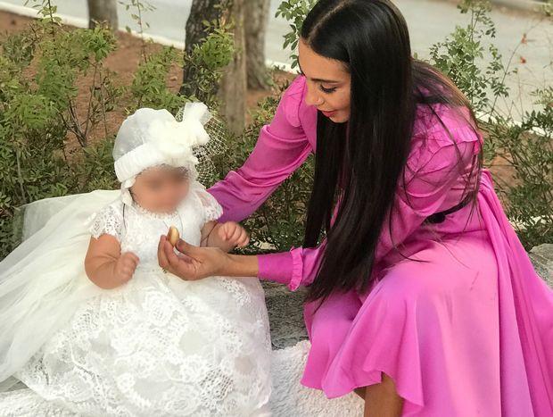 Βάφτισε την κόρη του ο Βασίλης Σπανούλης (photo)