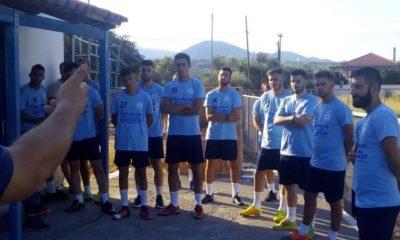 Ξεκίνησε και η...2η ομάδα, του μεγάλου Γιώργου Πετρουλάκη! (photos) 12