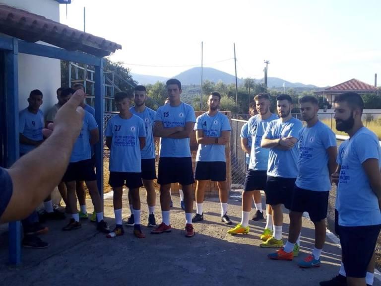 Ξεκίνησε και η…2η ομάδα, του μεγάλου Γιώργου Πετρουλάκη! (photos)