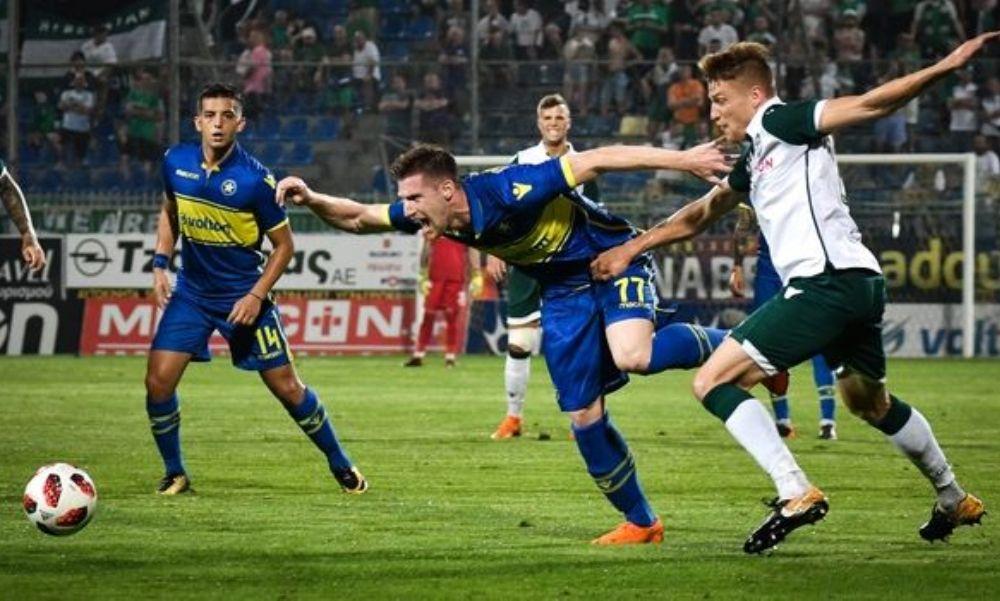 Υπερήφανος αποκλεισμός για τον Αστέρα, 1-1 με τη Χιμπέρνιαν
