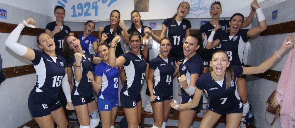 Εθνική Βόλεϊ Γυναικών: Ιστορική πρόκριση στα τελικά του Ευρωπαϊκού Πρωταθλήματος μετά από 18 χρόνια