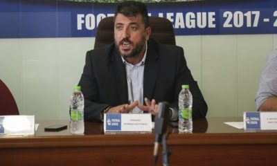 """H Football League θα πάρει 3,6 εκατ. ευρώ"" 15"
