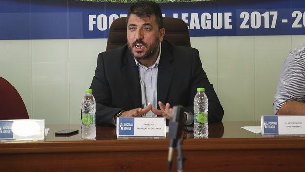 """H Football League θα πάρει 3,6 εκατ. ευρώ"""