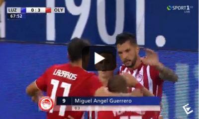 Λουκέρνη - Ολυμπιακός 0-3: Γκολ Γκερέρο [video] 9