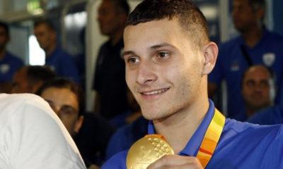 Πρωταθλητής Ευρώπης με πανελλήνιο ρεκόρ στα 200μ. ο Μιχαλεντζάκης 34