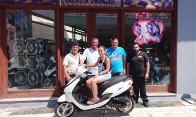 Τον ξέρουμε ως Moto Νίκας και ξεχάσαμε το... Ηλίας! Χρόνια πολλά! 6