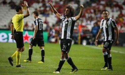 Μπενφίκα - ΠΑΟΚ 1-1: Τα γκολ και οι καλύτερες φάσεις [video] 6