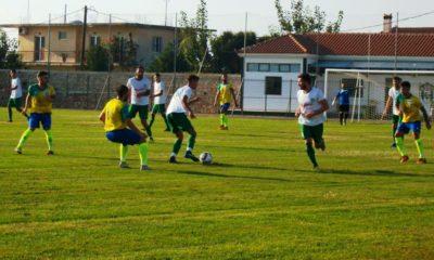 Μπορούσε και νίκη (0-0) ο Πανθουριακός στα Φιλιατρά... 16