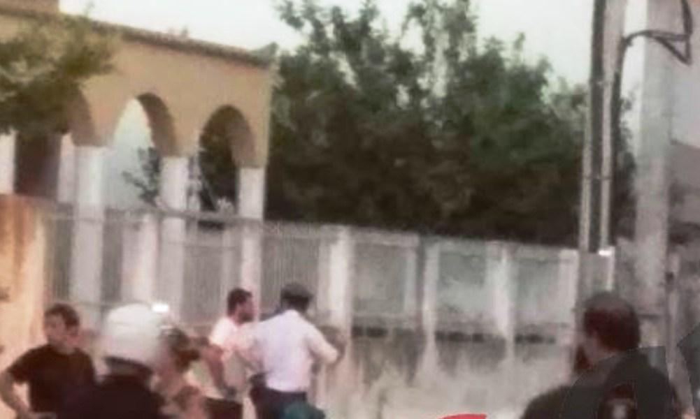 Θύμα ξυλοδαρμού (!), έξω από το γήπεδο της Καλαμάτας, ο Πέτρος Κωνσταντινέας!!! (photo)