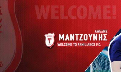 Και επίσημα Μαντζούνης σε Πανηλειακό - Δικαίωση Sportstonoto.gr! 7