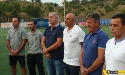 Πρεμιέρα χθες για τον ΠΑΟΚ Τρίπολης... 16