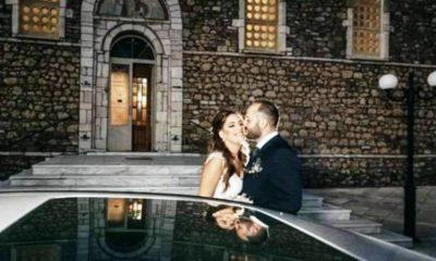 H πρόεδρος παντρεύτηκε τον... ταμία της, σε ομάδα της Μεσσηνίας! 25