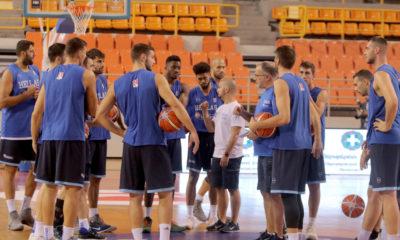 Ελλάδα - Σερβία: Μετράει... δυνάμεις για Μουντομπάσκετ 21