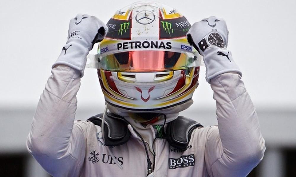 Ο Χάμιλτον έκανε «πάρτι» στο… σπίτι της Ferrari
