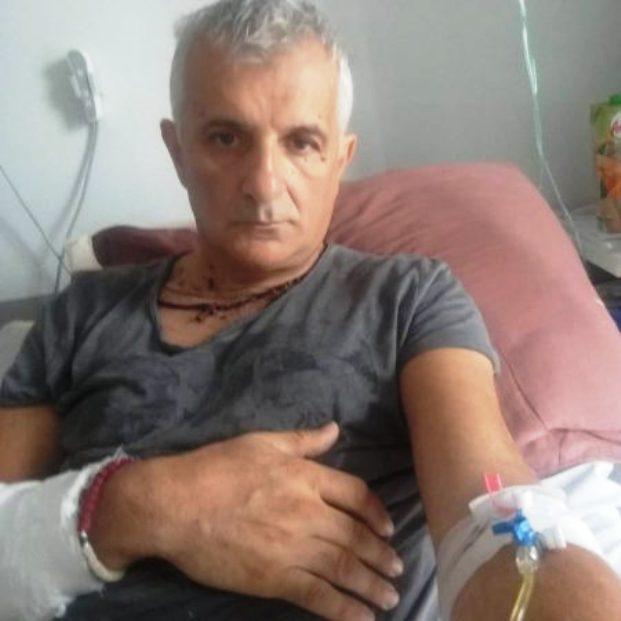 """Φοβερές δηλώσεις Μίκι Τσίρκοβιτς από το νοσοκομείο: """"Που….ια επιστρέφω…"""""""