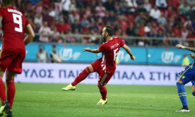 Με Νάτχο ο Ολυμπιακός 2-1 τον Αστέρα Τρίπολης 5