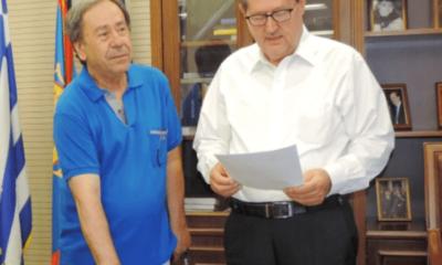 Βασιλόπουλος: Τουαλέτες για το κοινό σε όλα τα γήπεδα της Καλαμάτας