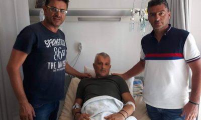 Είδαν τον Τσίρκοβιτς στο νοσοκομείο της Πάτρας... 19
