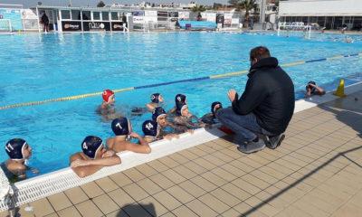 Άργης: Ο Γιάννης Παυλάκης προπονητής του τμήματος υδατοσφαίρισης 8