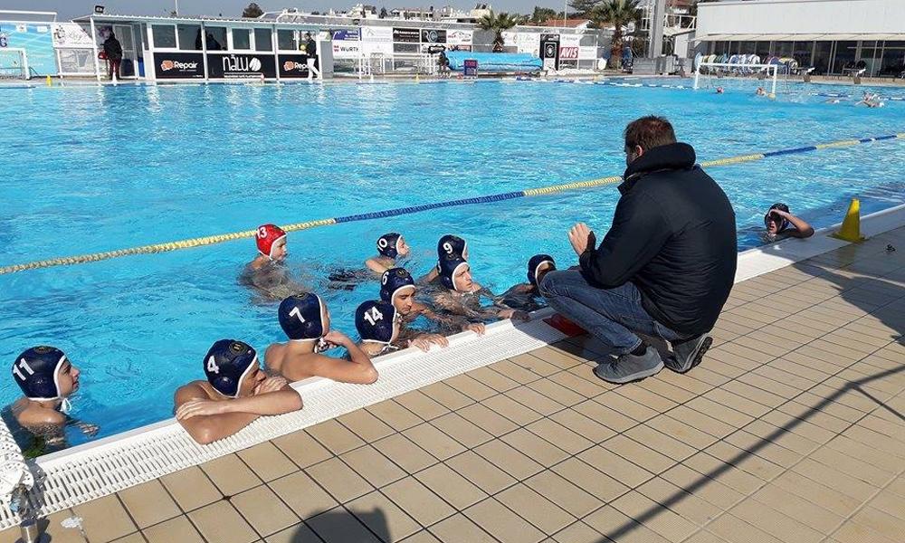 Άργης: Ο Γιάννης Παυλάκης προπονητής του τμήματος υδατοσφαίρισης