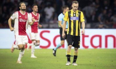 Υποταγή της ΑΕΚ στην Ολλανδία, ήττα 3-0 από τον Άγιαξ (+ videos) 68