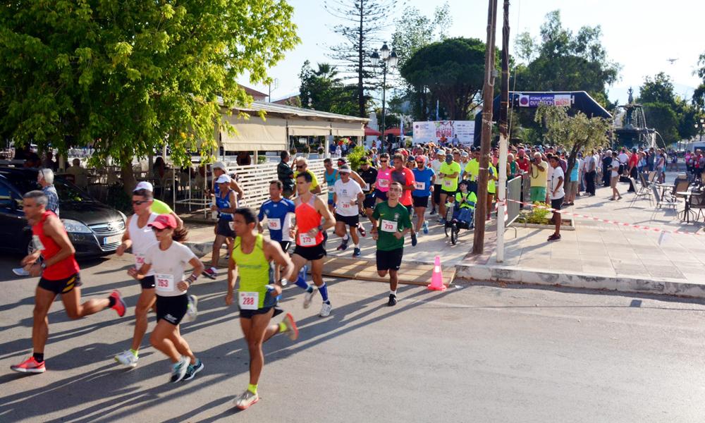 """Με μεγάλη επιτυχία ο 2ος Αγώνας Δρόμου Φιλιατρών """"Filiatra Run 2018"""""""