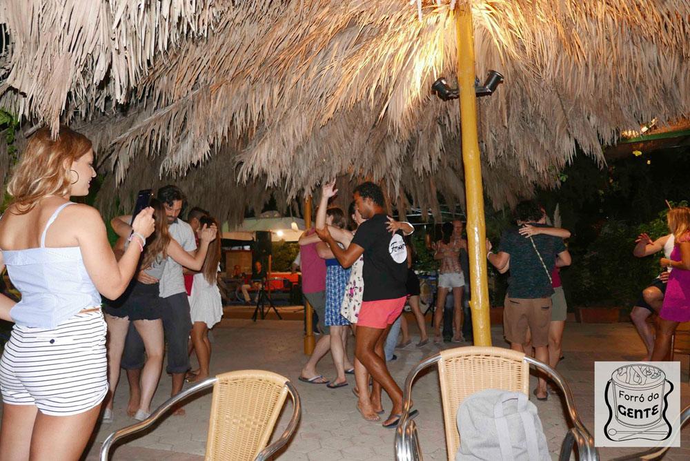 Πρώτη συνάντηση Βραζιλιάνικου χορού Forro στην Καλαμάτα