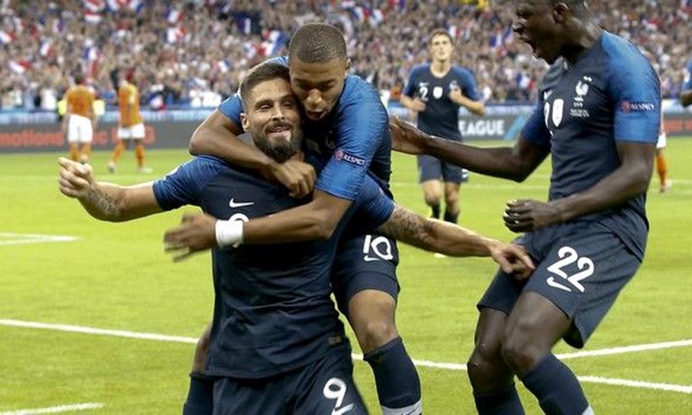 Nations Leauge: Ο Ζιρού ξεπέρασε Ζιντάν και η Γαλλία την Ολλανδία, νίκη για Κύπρο [videos]