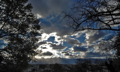 Άστατος σήμερα ο καιρός - Σε ποιες περιοχές θα βρέξει 13